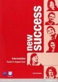 New Success Intermediate Teachers Book & DVD-ROM Pack