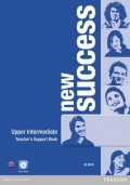 New Success Upper Intermediate Teachers Support Book & DVD-ROM Pack