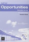 Opportunities Global Pre-Intermediate Teachers Book