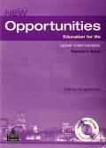 Opportunities Global Upper-Intermediate Teachers Book