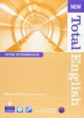 New Total English Upper Intermediate Teachers Book and Teachers Resource CD Pack