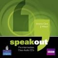 Speakout Pre-Intermediate Class CD (x2)