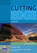 Cutting Edge Starter Students Book and CD-ROM Pack
