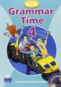 Grammar Time: Student Book Pack Level 4