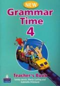 Grammar Time: Teachers Book Level 4