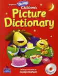 Young Childrens Picture Dictionary
