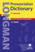 Longman Pronunciation Dictionary Cased and CD-ROM Pack