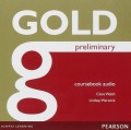 Gold Preliminary Class Audio CDs