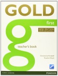 Gold First New Edition Teachers Book