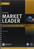 Market Leader Elementary Teachers Resource Book/Test Master