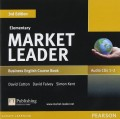 Market Leader Elementary Coursebook Audio CD