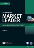 Market Leader: Test Master: Pre-Intermediate Teachers Resource Book