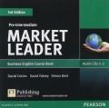 Market Leader Pre-intermediate Audio CD