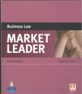 Market Leader ESP Book - Business Law: Business English