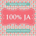 100% ja - Afirmacijske kartice