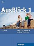 AusBlick 1 Kursbuch B1+