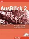 AusBlick 2 Arbeitsbuch mit CD, B2