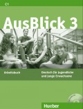 AusBlick 3 Arbeitsbuch mit CD, C1