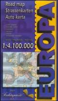 Auto karta Evrope