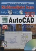 Multimedijalni kurs 2007 za AutoCAD