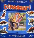 Čarobno prozorče - Dinosauri sa mnogo nalepnica 1