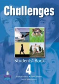 Challenges Students Book 4