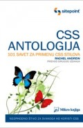CSS antologija: 101 savet za primenu CSS stilova