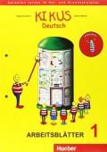 KIKUS Deutsch Arbeitsblätter 1 (3 bis 5 Jahre), Sprachen lernen im Vor- und Grundschulalter