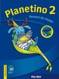 Planetino 2 Arbeitsbuch, Deutsch für Kinder