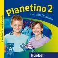 Planetino 2 Arbeitsbuch mit CD-ROM, Deutsch für Kinder