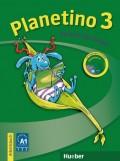 Planetino 3 Arbeitsbuch, Deutsch für Kinder
