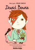 David Bowie - iz serije Mali ljudi