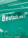 Deutsch.com 3 Arbeitsbuch B1 mit integrierter CD