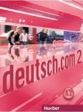 Deutsch.com 2 Kursbuch A2
