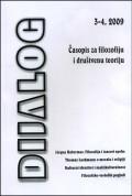 Dijalog br. 3-4 (2009): Časopis za filozofiju i društvenu teoriju
