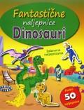 Fantastične naljepnice - Dinosauri