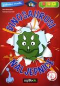 Pokreni maštu sa naljepnicama - Dinosauri