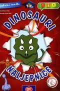 Dinosauri - Naljepnice, Pokreni maštu