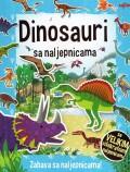 Dinosauri - Zabava sa naljepnicama