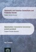 Diplomatske i konzularne konvencije i prateći protokoli; Engleski - Perzijski - Bosanski