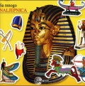 Čudesna knjiga o...Egiptu sa mnogo naljepnica