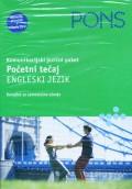 Pons Engleski jezik - Početni tečaj, komplet za samostalno učenje