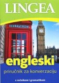 Engleski priručnik za konverzaciju s rečnikom i gramatikom