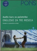 Engleski za tri mjeseca, audio kurs za početnike
