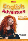 New English Adventure Starter B, Activity Book