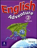 English Adventure 2, Pupils Book