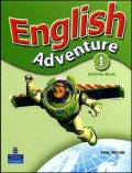 English Adventure 1, Activity Book