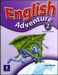 English Adventure 2, Activity Book