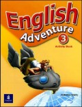 English Adventure 3, Activity Book