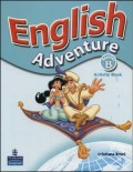 English Adventure Starter B, Activity Book